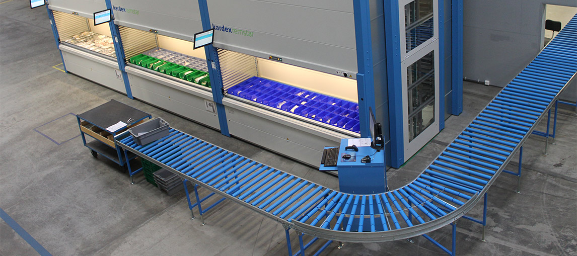 Kardex Remstar, Systems Integration, Automated Warehouse