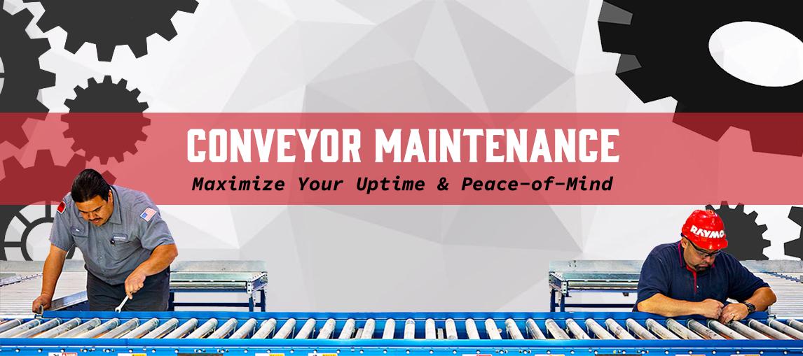 Conveyor Maintenance, Conveyor Service