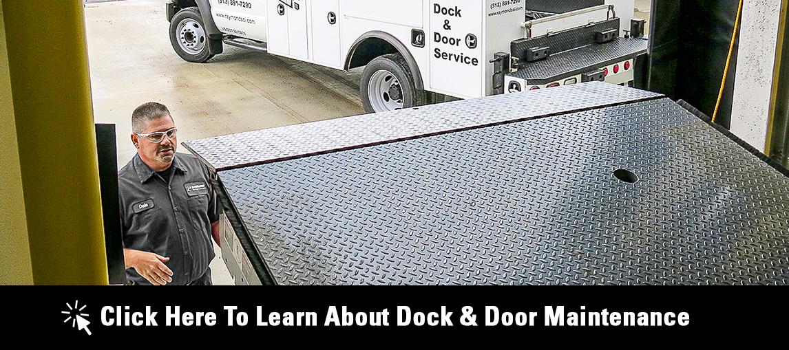 Dock & Door Maintenance, Dock & Door Service