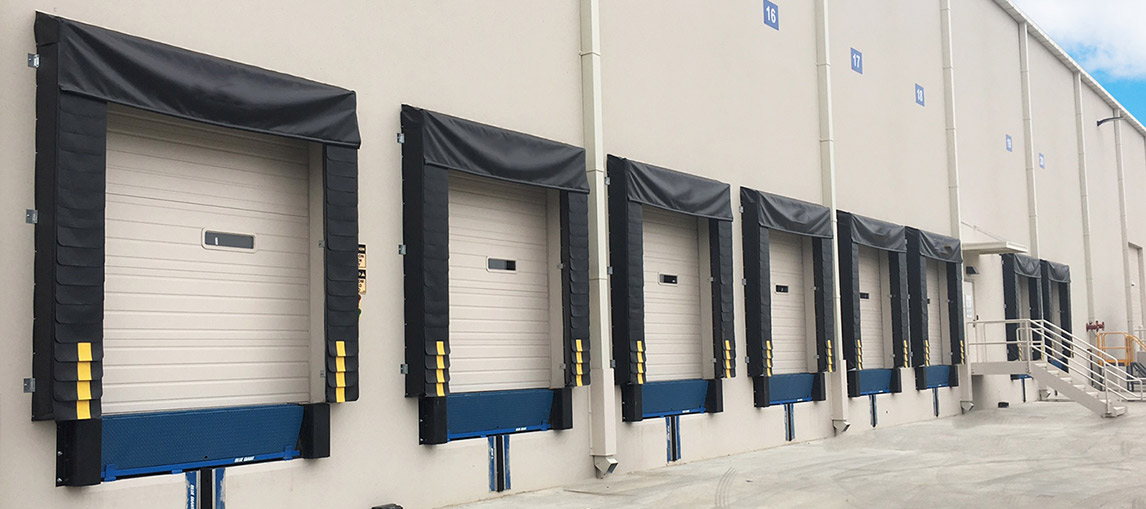 Loading Dock Equipment, Commercial Doors