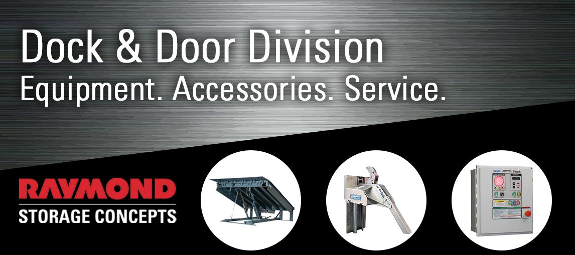 Dock and Door, Dock Service, Industrial Doors