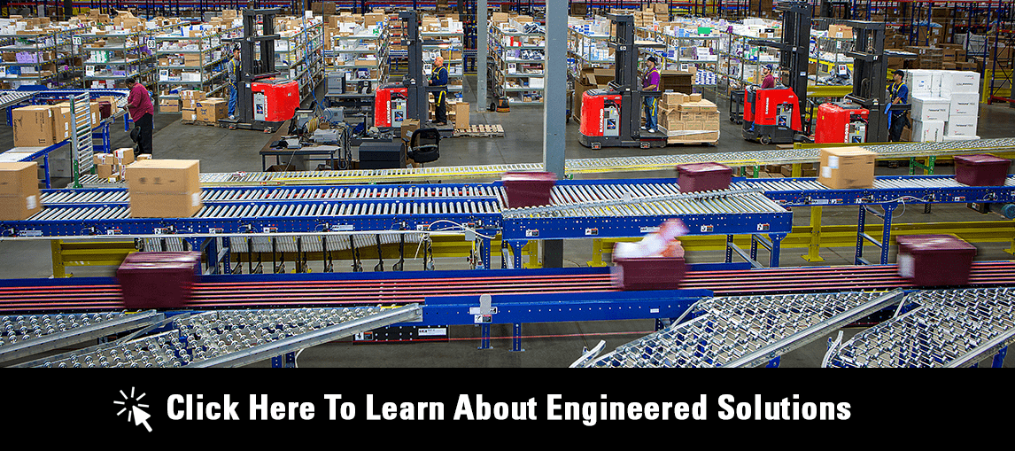 Engineered Solutions, Intralogistics Solutions