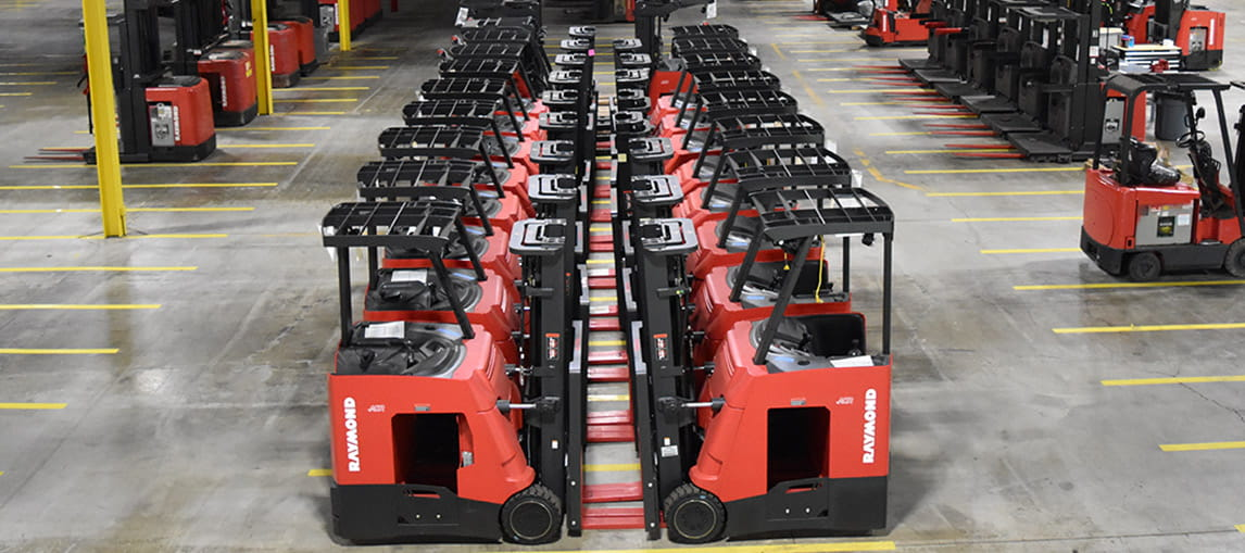 Forklift Leasing, Forklift purchasing, Lease a lift truck