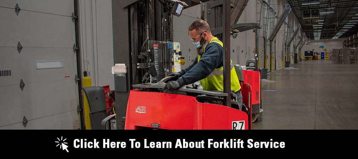 Forklift Service. Forklift Maintenance