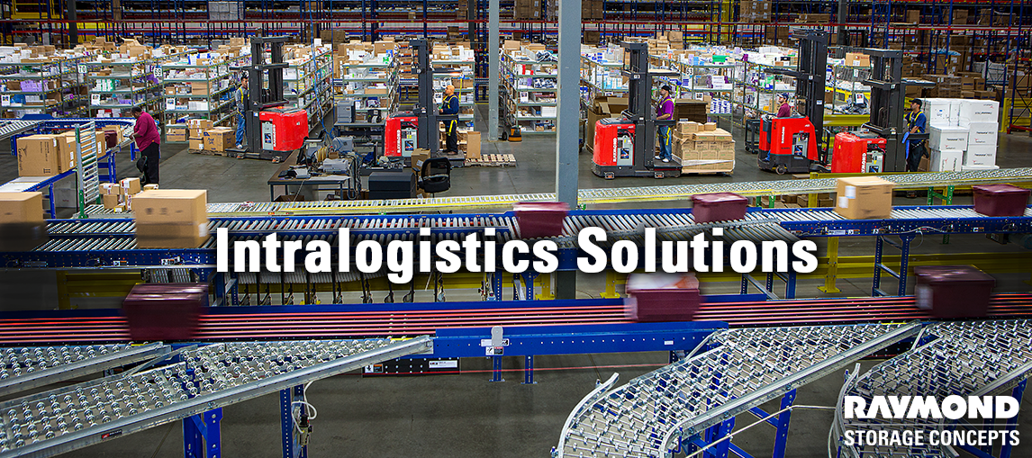 Intralogistics, Raymond Intralogistics, Intralogistics Solutions