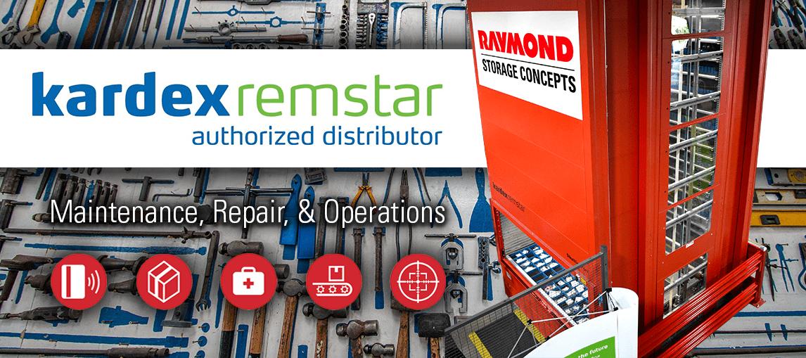 Kardex Remstar - MRO