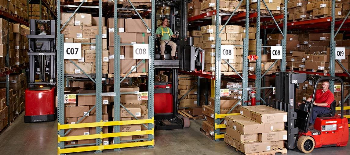 Forklifts, Lift Trucks, Fork Lift
