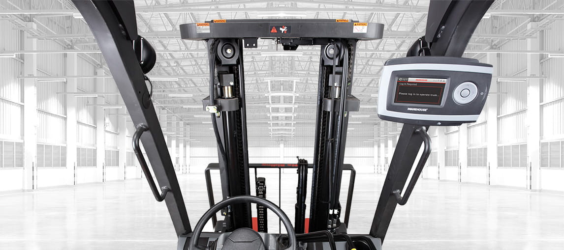 Fleet Optimization, Warehouse Productivity, Forklift Access Control