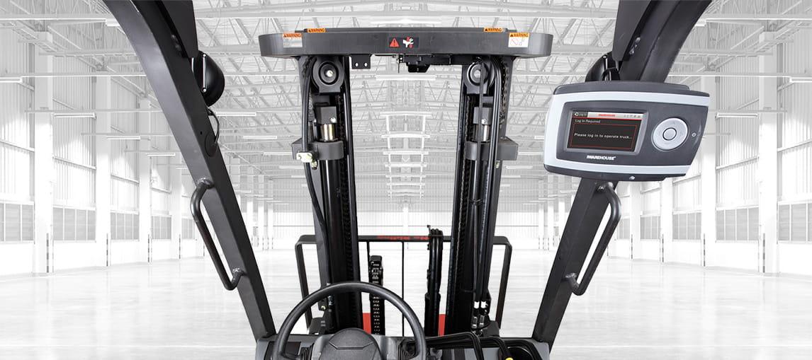 Fleet Optimization, Warehouse Productivity, Forklift Access Control