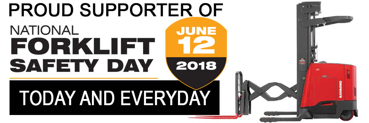Forklift Safety Day 2018