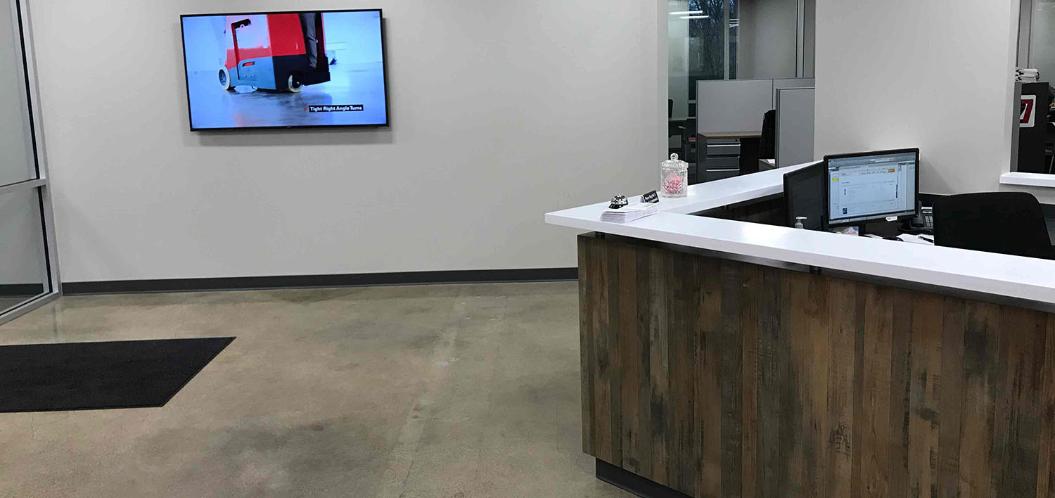 Welcome Area, Raymond Storage Concepts