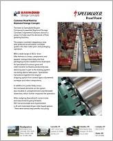 Engineered Conveyor Integration