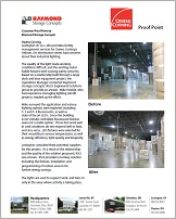 Industrial Lighting Projects, Energy Efficient Lighting
