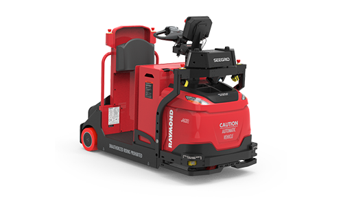 3220 Courier, Automated Forklift, Seegrid