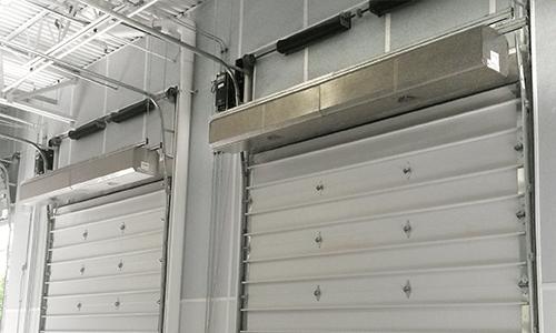 Air Curtain, Industrial Air Curtain, Commercial Air Curtain
