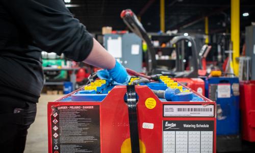 Industrial Battery Maintenance, Industrial Battery Service