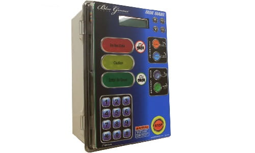 Dock Locks, Dock Lock Systems, Dock Leveler Controller