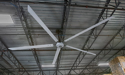 Industrial Fan, Warehouse Fan, HVLS Fan