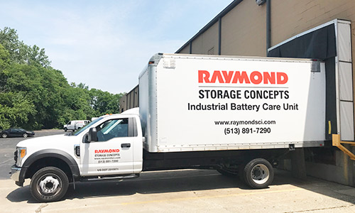 Industrial Battery Service, Forklift Battery Maintenance