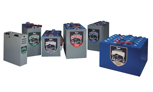 Electric forklift battery, forklift batteries, fork lift batteries