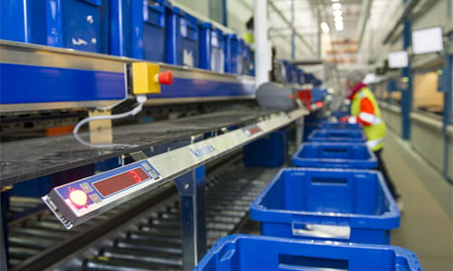 Kardex Remstar, Automated Warehouse, Automated Storage