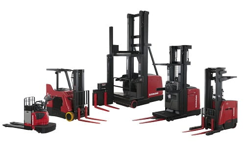 Raymond Forklift Product Line