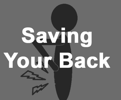 Saving Your Back