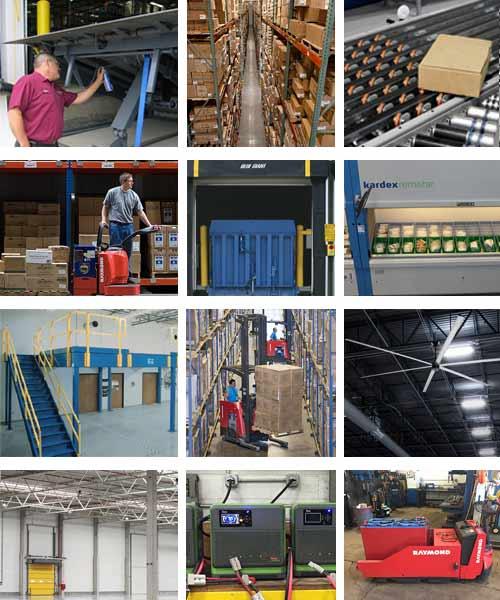 Raymond Storage Concepts Cincinnati Columbus Louisville