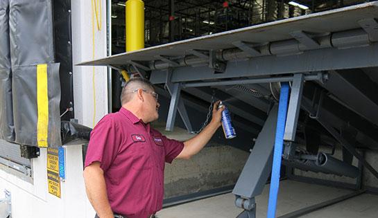 Loading Dock Maintenance, Commercial Door Repair