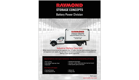 Battery Power Division