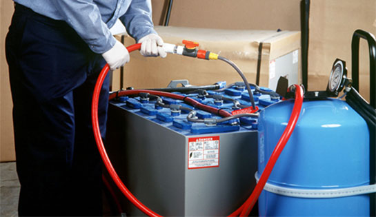 Industrial Battery Maintenance, Industrial Battery Service