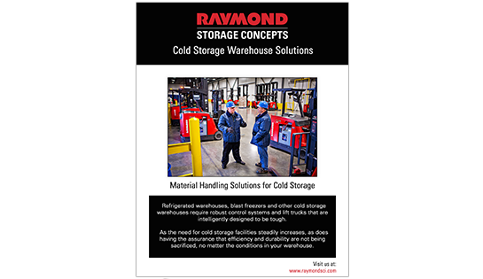 Cold Storage Warehouse Solutions