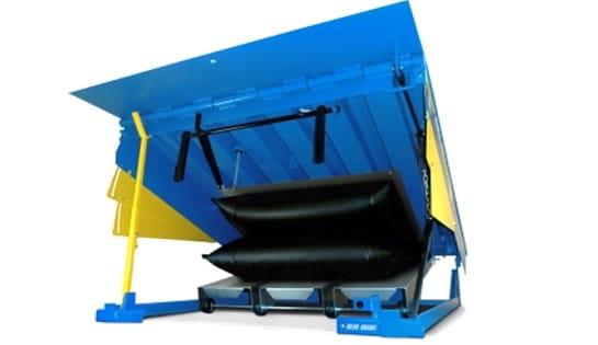 Air Powered Dock Leveler, Dock Levelers, Dock Leveler