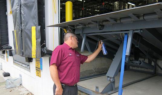 Dock Service, Dock Leveler Repair