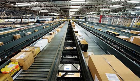 Accumulation Conveyor, Warehouse Optimization