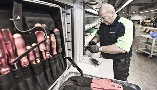 Kardex Remstar Service, AS/RS Maintenance, Storage System Service