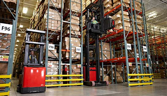 Louisville Forklifts, Louisville Warehouse Products