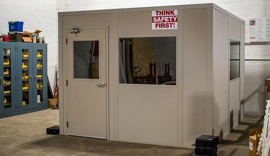Modular Office, Warehouse Office