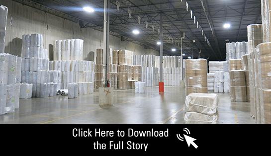 Lighting Efficiency, Warehouse Energy Consumption
