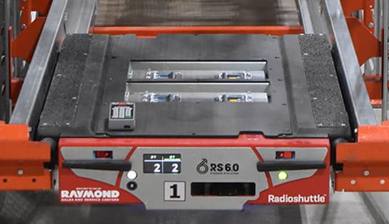 High Density Storage, Radioshuttle, Storage Solutions