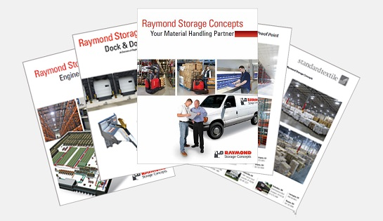 Raymond Storage Concepts Literature