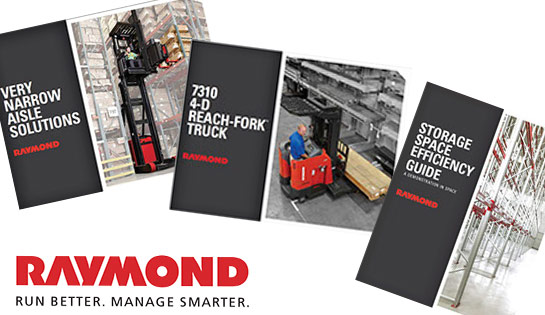 Raymond Forklift Information
