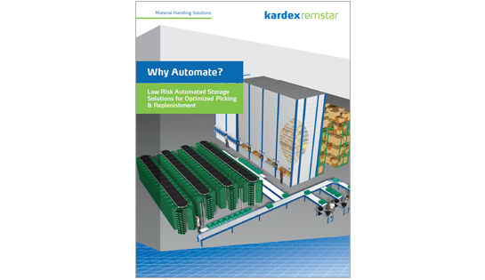 AS/RS, Automated Storage Solutions
