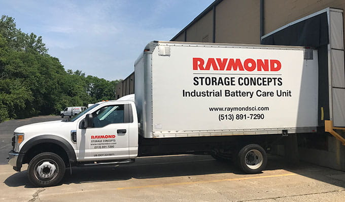 Industrial Battery Service
