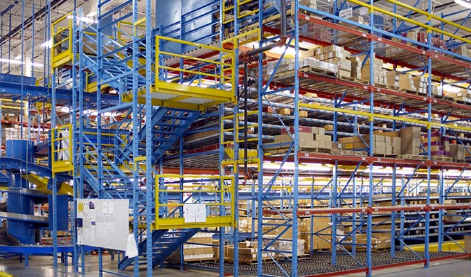 Pick Module,Pallet Rack Installation, Systems Integration