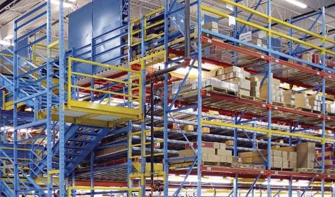 Warehouse Pick Module