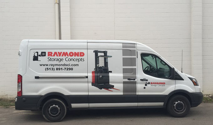 Forklift Service & Maintenance