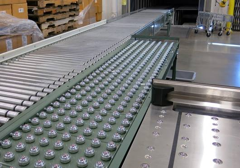 Conveyor 90 Degree Turn