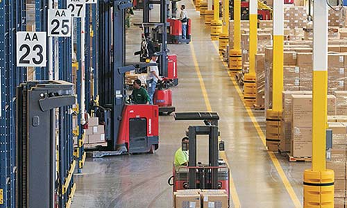 Raymond Warehouse Optimization and Consulting Services