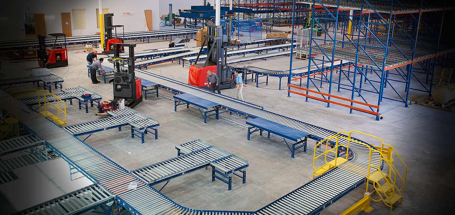 Warehouse Products and Material Handling Solutions